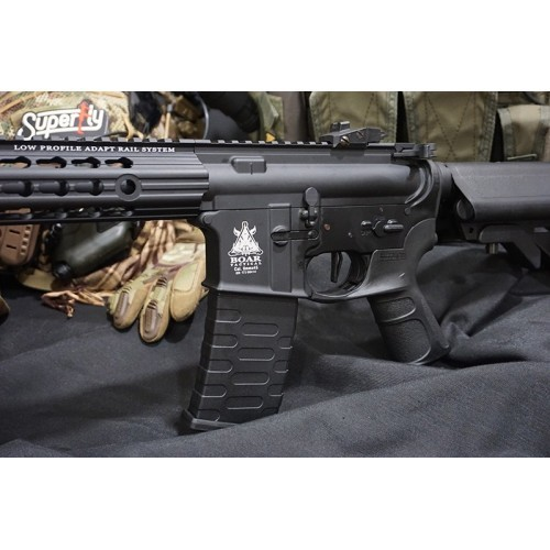 APS 12.5 Inch Low Profile Adapt Rail System Rifle
