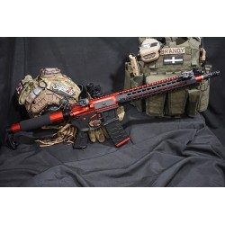 APS Red Dragon FMR MOD1 Rifle