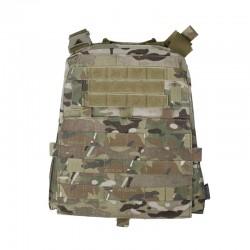 TMC Assault Vest System MBAV Cut Plate Pouch Set