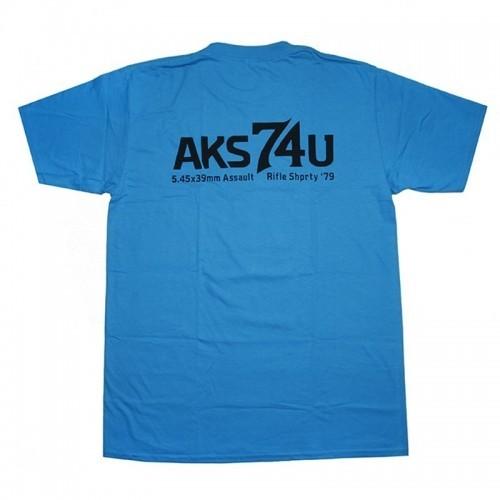 Waterfull AK74U Manual Style Cotton T Shirt