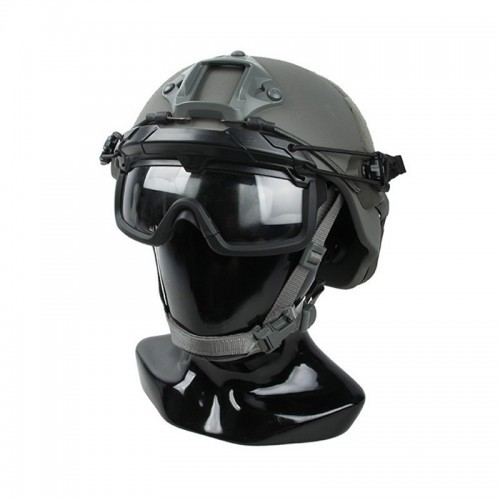 TMC Quick-Step-In Helmet Visor