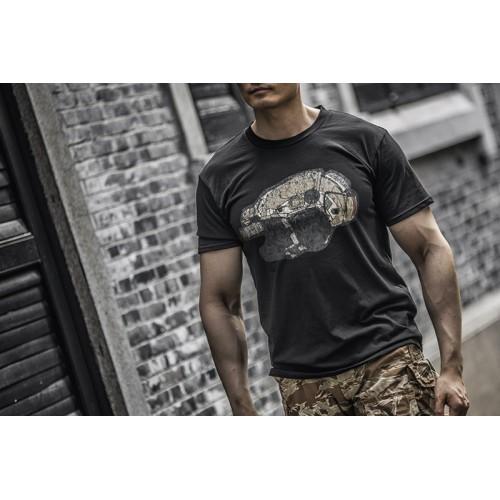 TMC Assault Frame Helmet Style One Way Dry T Shirt