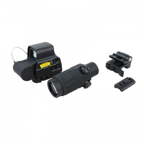 FEDOM Hybid Sight EXPS3 with G33 Magnifier