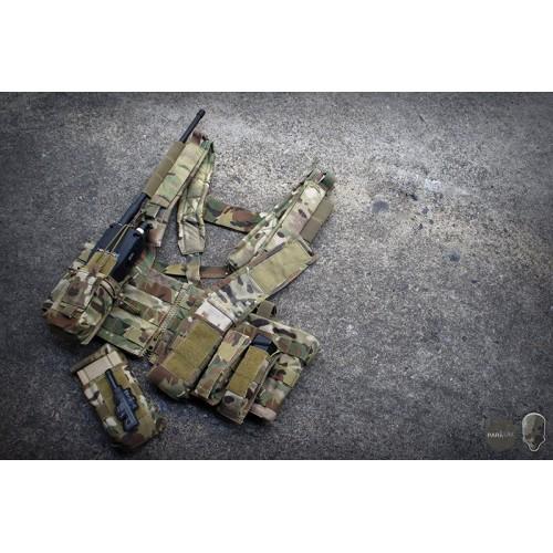 TMC Low Profile Sniper Chest Rig