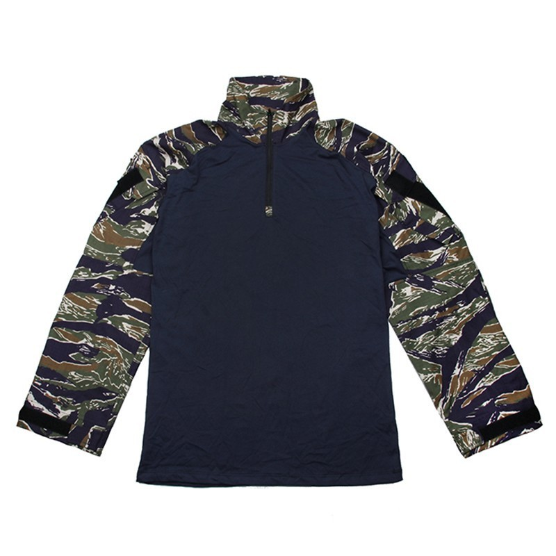 TMC Gen3 Combat Shirt 2018 Version (Blue Tiger Stripe)