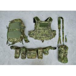 TMC GreenZone Set (Belt Size: L)