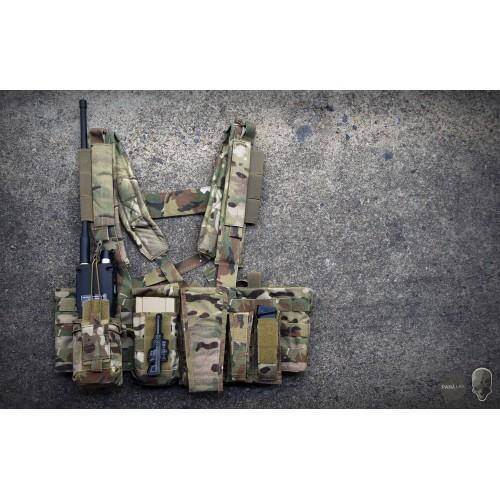 TMC Low Profile Sniper Chest Rig Set