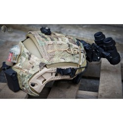 TMC Lightweight Helmet Cover for Assault Frame Helmet (Multicam)