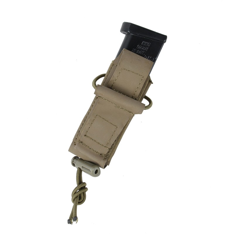 TMC Hypalon Backward Flap Pistol Pouch