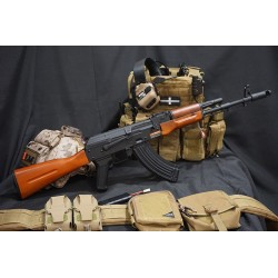 JG Full Metal AK74M AEG Carbine