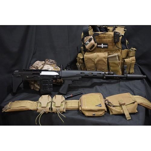Bear Paw Ots-03 SVU GBB Sniper (STEEL Version)