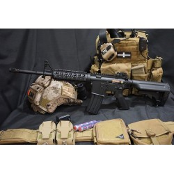 JG Full Metal M4A1 RAS Carbine