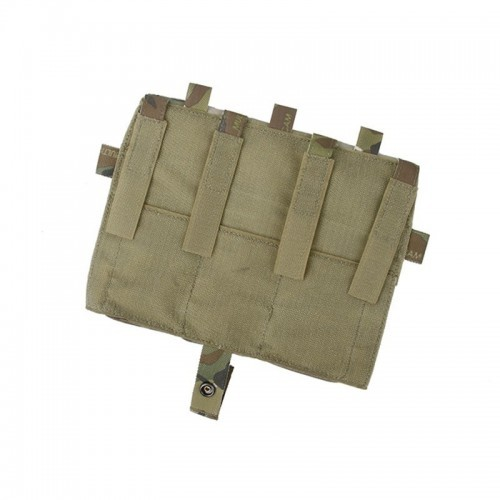 TMC Detachable Triple M4 Pouch Panel