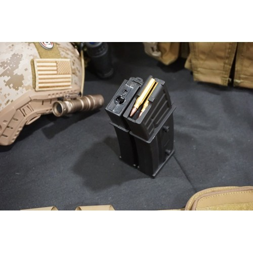 BattleAxe 800 Rds G36 Series Sound Control Polymer Double Magazine