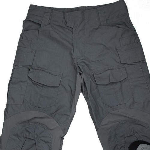 TMC Gen3 Origianl Cutting Combat Trouser with Knee Pads 2018 Version (Wolf Grey)