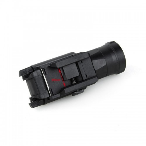 Mars Tech X Ray 35 Ultra-High Dual Output Flashlight