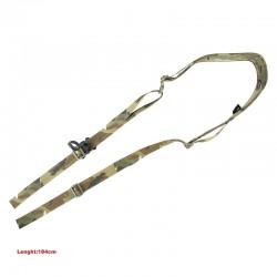 TMC Quick Adjustable Padded 2 Point Gun Sling