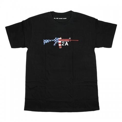 TMC American AR15 Style One Way Dry T Shirt