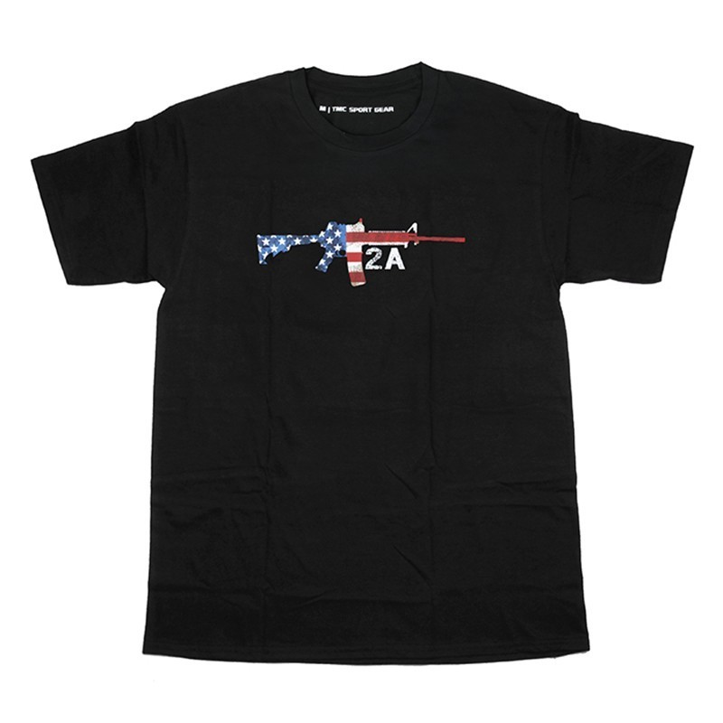 TMC American AR15 Style One Way Dry T Shirt