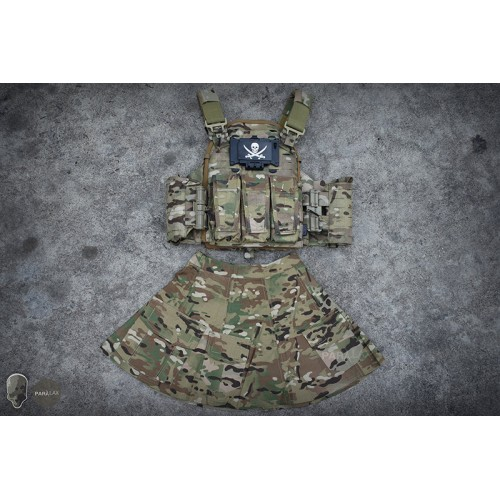 TMC x AOR Pink Gen3 Tactical Lady Skirt