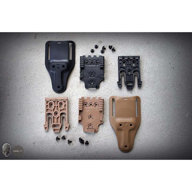 TMC Belt Mount Holster Drop Adapter Compact Version