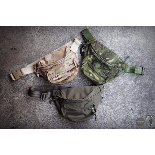 TMC Low-Pitched Waist Pack (Multicam Tropic)