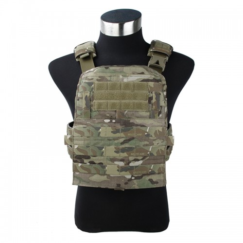 TMC Modular Assault Vest System Plate Carrier 2019 Version