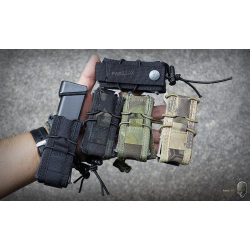TMC Tactical Assault Combination Mag Pouch for Molle