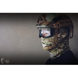TMC Quick-Step-In Helmet Visor