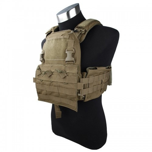 TMC Lightweight Modular Recon Plate Carrier