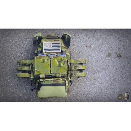 TMC Modular Lightweight Chest Rig Full Set