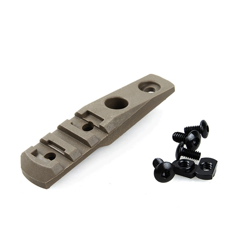 TMC Polymer M-Lock Cantilever Rail and Light Mount