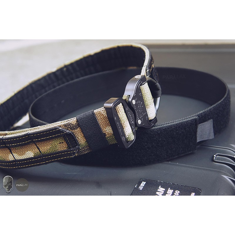 TMC 1.75 Inch Lightweight Gunfighter Tactical Belt (2019 Version)