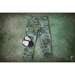 TMC Gen3 Origianl Cutting Combat Trouser with Knee Pads 2018 Version (Mulitcam Tropic)