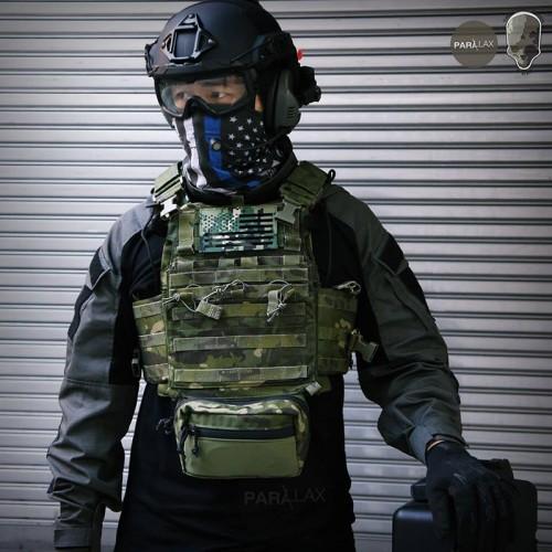 TMC Assault Echo Plate Carrier Vest