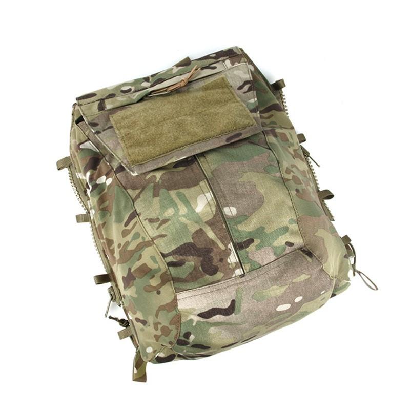 TMC Vest Pack Zip On Panel 2.0
