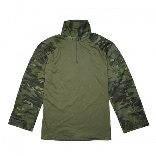 TMC Gen3 Combat Shirt 2018 Version (Multicam Tropic)