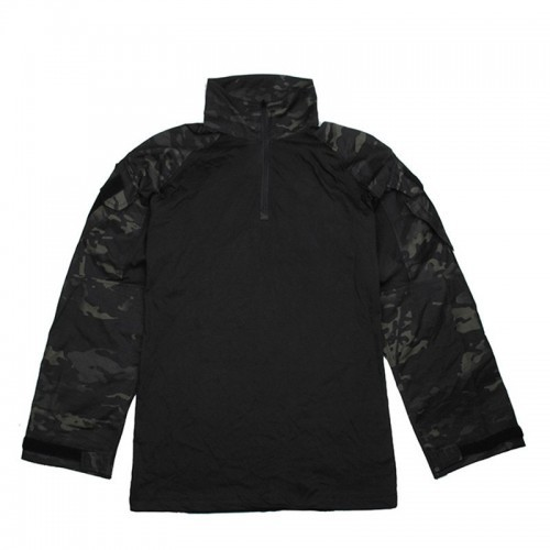 TMC Gen3 Combat Shirt 2018 Version (Multicam Black)