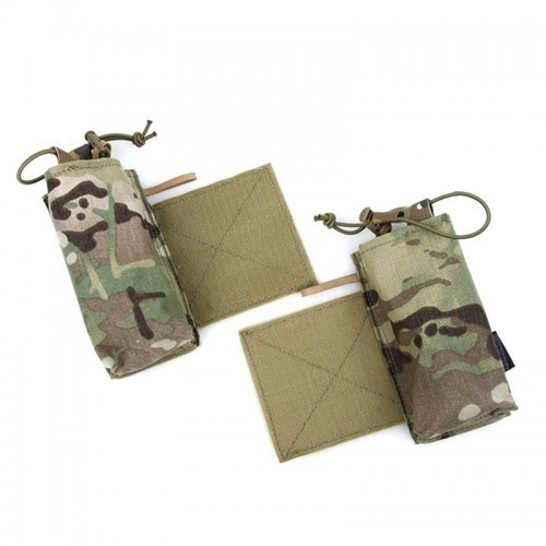 TMC Mini Flowing Expander Radio Pouches