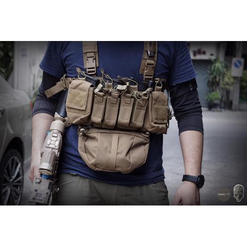 TMC Defender 3 Chest Rig X Type Light Version for 5.56