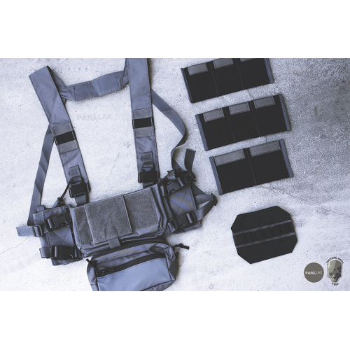 TMC Modular Lightweight Chest Rig Full Set