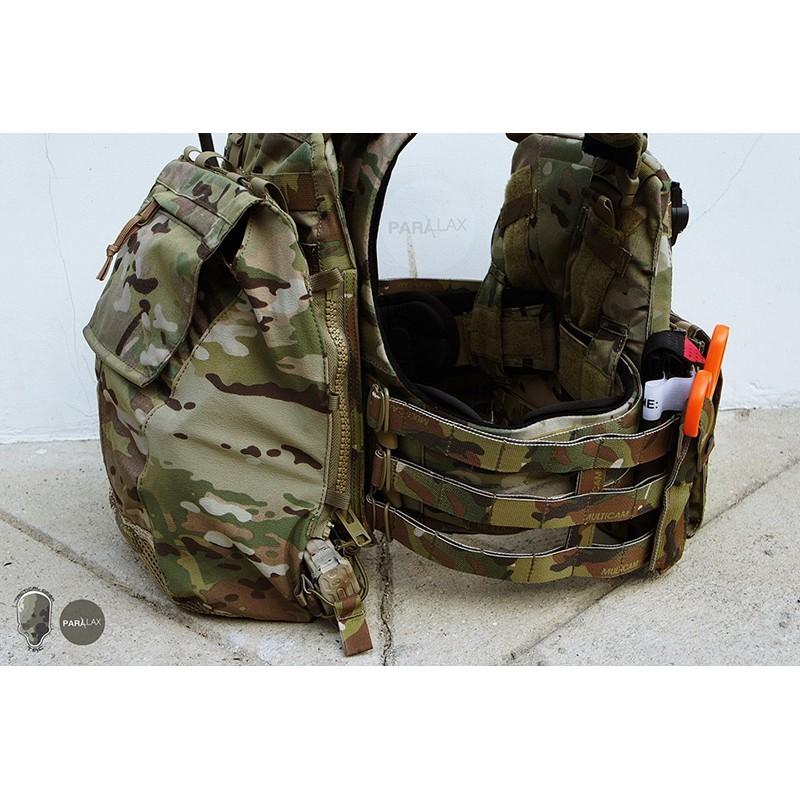 TMC Vest Pack Zip On Panel 2.0 Maritime Version