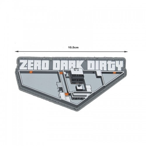 TMC Zero Dark Thirty PVC Patch