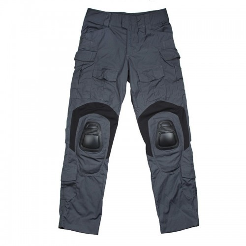 TMC Gen3 Origianl Cutting Combat Trouser with Knee Pads 2018 Version (Urban Grey)
