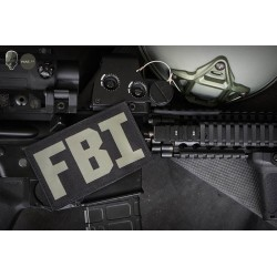 TMC FBI Pattern Style Patch Set(RANDOM COLOR)