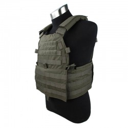 TMC MP94A Modular Plate Tactical Vest - 2019 Version