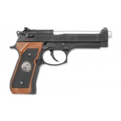 Tokyo Marui Custom Samurai Edge Biohazard M9 GBB Pistol