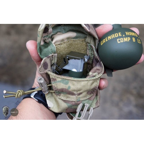 TMC Multi Purpose Single Frag Grenade Pouch