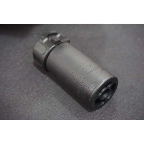 5KU QD AAC Style SOCOM MINI Blast Silencer with -14mm CCW Flash Hider - Version 2