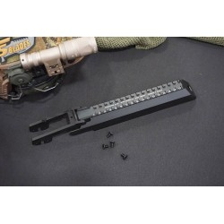 5KU Aluminum B-33 Dust Cover Scope Mount for LCT GHK AK Series